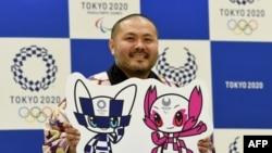 Официальные символы Олимпийских и Паралимпийских игр в Токио 2020