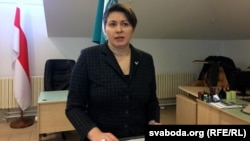 Havary Pravdu leader Tatsyana Karatkevich says she wasn't sure the party would ever be registered. (file photo)