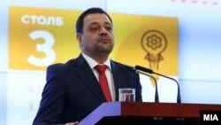 Вицепремиерот за економски прашања, Кочо Анѓушев.