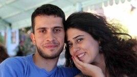 سمر الصالح ومحمد العمر