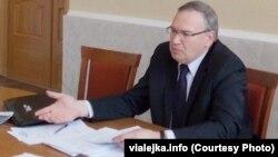 Валянцін Чаканаў, архіўнае фота