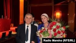 Дешар кхиоран институтат ректор Арсанукаев Iабдулла а, Кудаева Мадина а, 2015