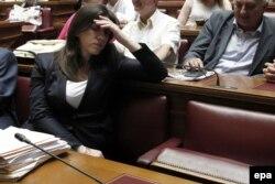 Спикер парламента Греции