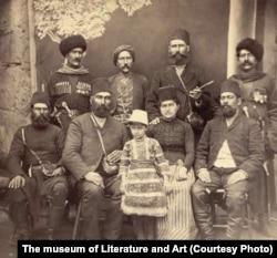 Армяне из Эрзерума