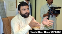 د بلوچستان کورنيو چارو وزیر سرفرازبګټی