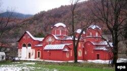 Manastir u Peći