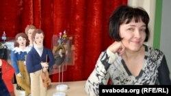 Майстрыня Маргарыта Верамейчык
