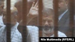 Экс-президент Египта Мухаммед Мурси.