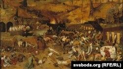 Пітер Брейґель Старший, «Тріумф смерті», 1562 рік