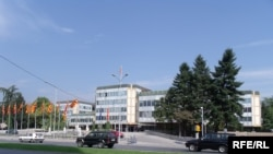 Зградата на Владата на Р Македонија