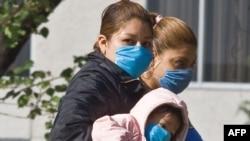 Pamje në Meksikë - vendi ku u paraqiten rastet e para të të infektuarve me virusin H1N1...