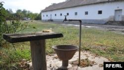 Bivši logor Stajićevo kod Zrenjanina, foto: Vesna Anđić