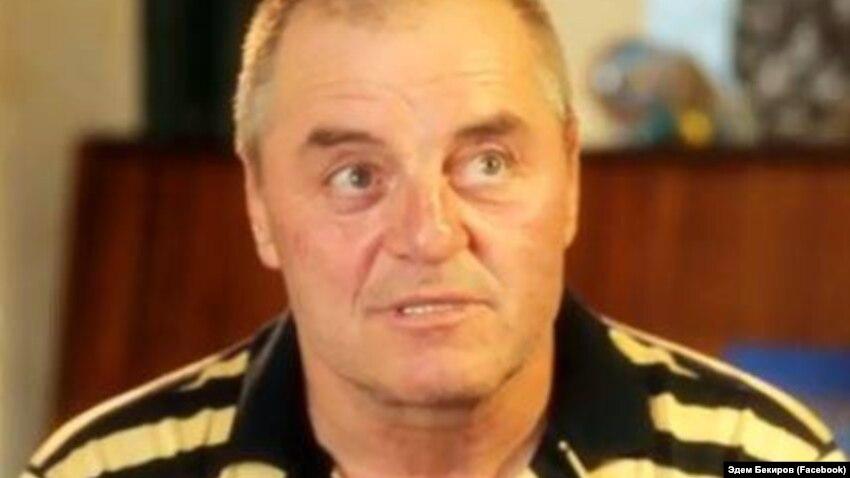 Несмотря на обещание, российские тюремщики не вывезли в больницу больного диабетом Бекирова
