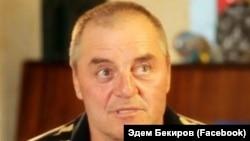 Edem Bekirov. Arhiv fotoresimi