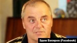Едема Бекірова 15 січня вивезли на медичний огляд із СІЗО до лікарні імені Семашка в Сімферополі