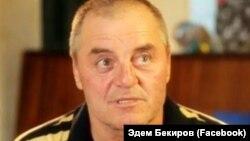 Адвокат заявив, що Бекірову не надають медичну допомогу з 13 грудня