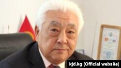 Алмазбек Ногойбаев.