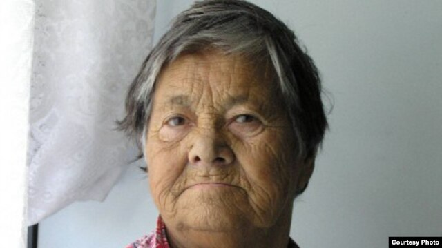 Olga Vasilievna Latikova (Tyganova) helped several generations of linguists and ethnologists to understand the Ket language and culture. She passed away in 2007. (courtesy of Olga Kazakevich)