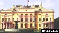 Здание Президиума Российской академии наук