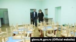 Иллюстрационное фото, Сергей Аксенов осматривает детский сад