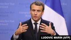 Ֆրանսիայի նախագահ Էմանյուել Մակրոն, արխիվ