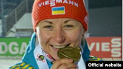 Валя Семеренко (на фото) вже знає смак олімпійських медалей