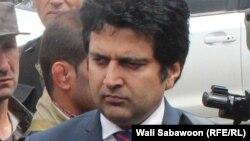 مجیب الرحمان رحیمی سخنگوی ریاست اجرائیه