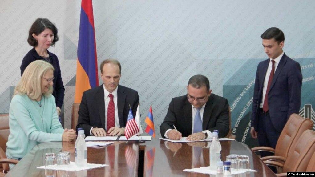 США предоставят Армении дополнительно около 7,5 млн долларов