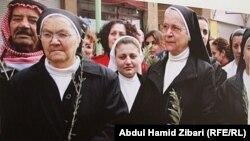 مسيحيون عراقيون في كركوك
