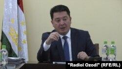 Монополияга каршы кызматтын иштен алынган жетекчиси Сади Кодирзода.