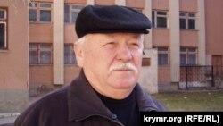 Полковник в отставке Виктор Курочка