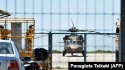 Турецкий военный вертолет