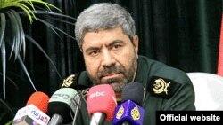 Иран Ислам революциялық гвардиясы басшысы Рамезан Шариф. (Көрнекі сурет)