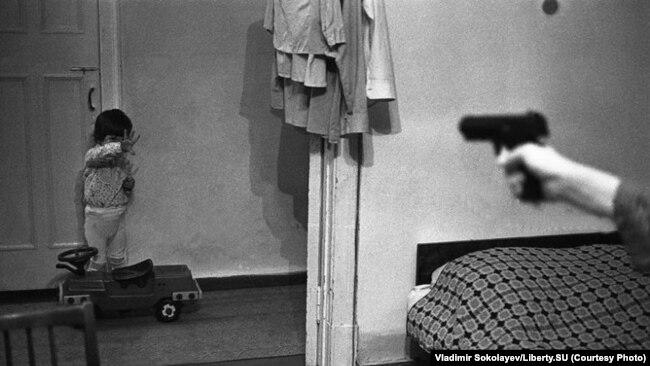 Братья. Новокузнецк. Кузбасс. Сибирь. 09.04.1985