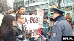 Чех полициясининг беҳудага одамларни тўхтатиб¸ безовта қиладиган одати йўқ.