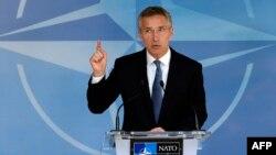 НАТО баш катчысы Йенс Столтенберг