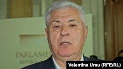 Лідер комуністів і колишній президент Молдови Владімір Воронін