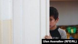 Мальчик в центре реабилитации беспризорных детей. Иллюстративное фото.