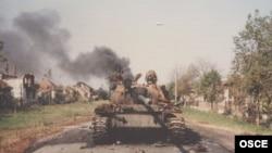 JNA u Vukovaru 1991. godine
