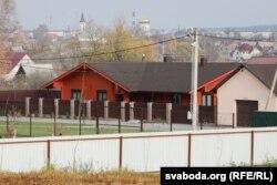 Новы дом Галіны Радзівонаўны