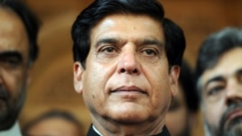 Pakistan's new prime minister,  Raja Pervez Ashraf, faces the same pressure as his predecessor.