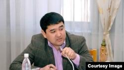 Бактыбек Калмаматов.