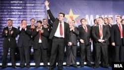 Архивска фотографија: Потпретседателот на СДСМ Зоран Заев.