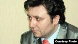 Валерий Сурганов, тәуелсіз журналист