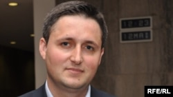 Денис Бечировиќ, заменик претседател во парламентот на Босна и Херцеговина