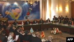İqtisadi Əməkdaşlıq Təşkilatının toplantısı, Tehran, 9 mart 2009