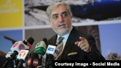 عبدالله عبدالله شدیداً رئیس جمهور غنی را مورد انتقاد قرار داد