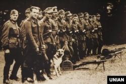 Бойцы УПА, Львовская область, 1944 год