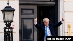 Noul premier britanic Boris Johnson