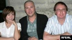 Эл-Эй татарлары: Микаэла, Эмил Хисамовлар һәм Ирек Гали